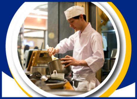 お料理上手への近道!未経験歓迎!シフトは1週ずつ、あなたの予定に合わせた働き方!興味があればOK!